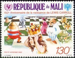 Mali Alice in Wonderland