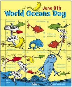 United Nations Ocean Day Dr Seuss