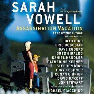 Assassination Vacation Audio