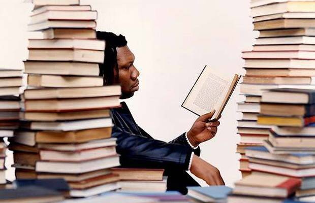 krs-one reading books