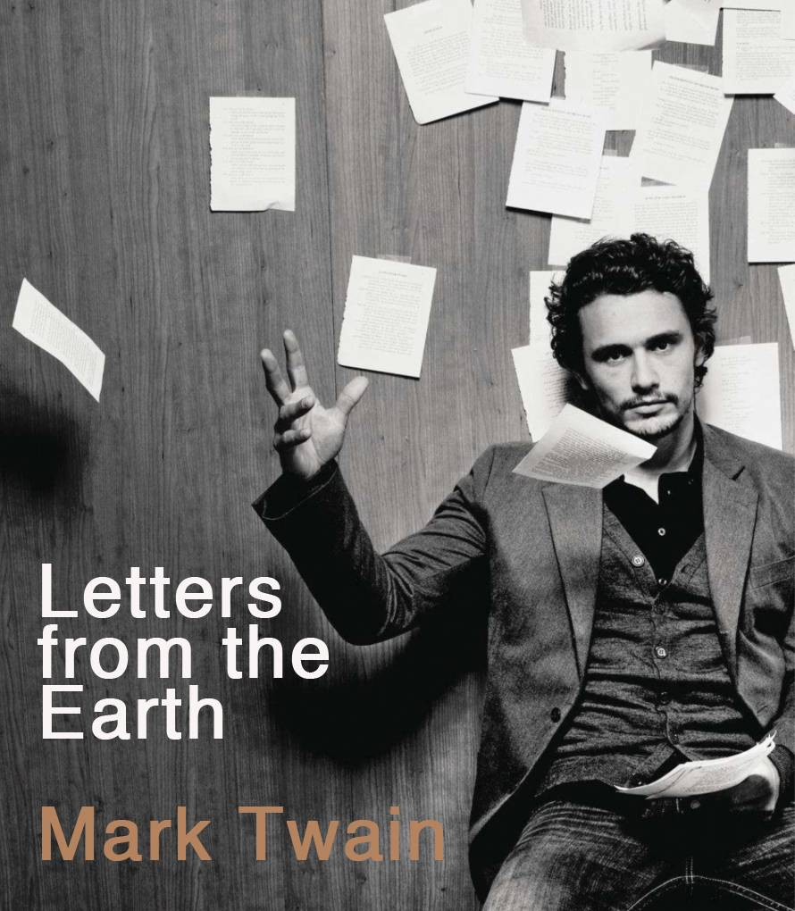 letters from the earth featuring James Franco