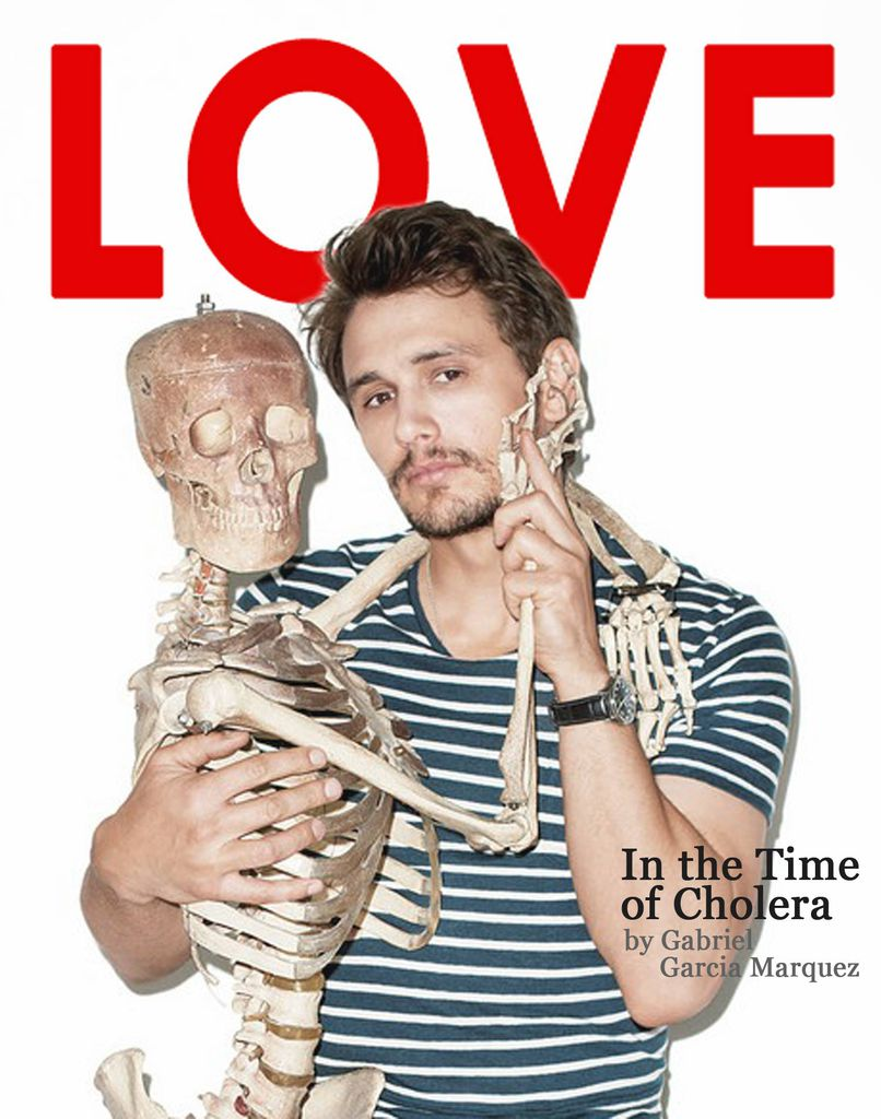 Love in the time of cholera featuring James Franco