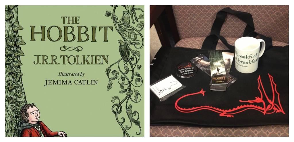 hobbit giveaway