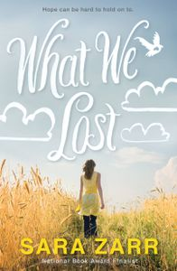 What We Lost by Sara Zarr
