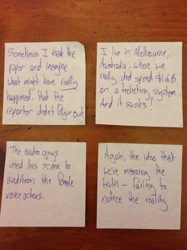lexicon notes 2