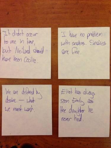 lexicon notes 7