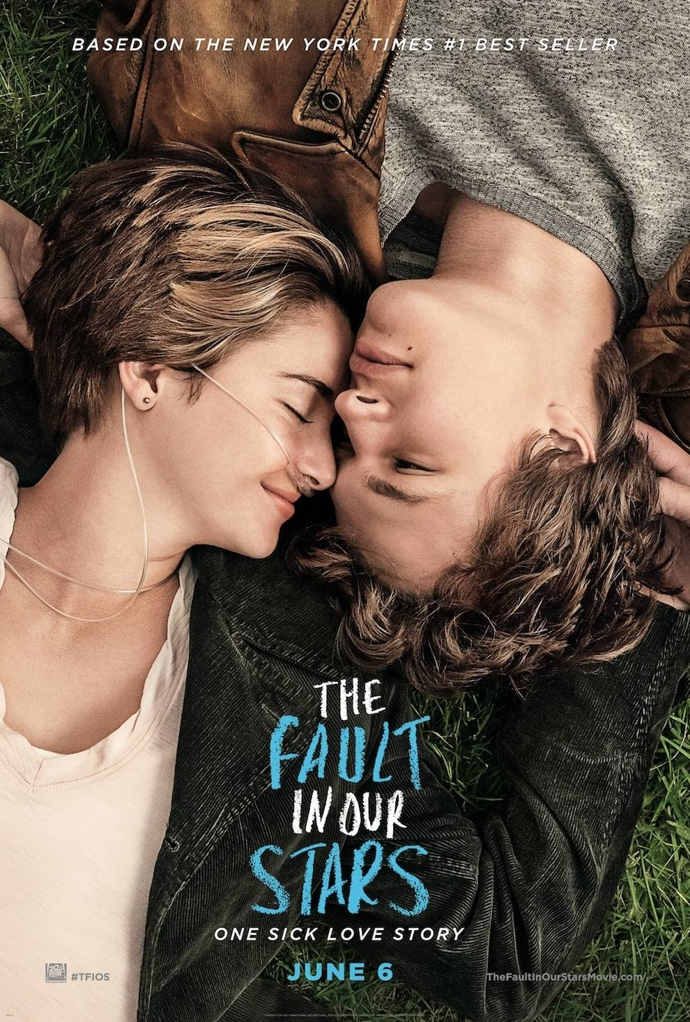 fault in our stars poster