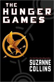 cover of the Hunger Games by Suzanne Collins