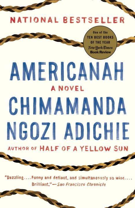 americanah paperback