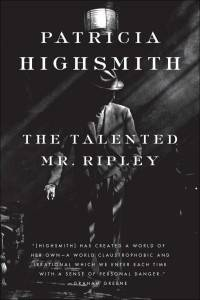 The Talented Mr. Ripley by Patricia Highsmith book cover