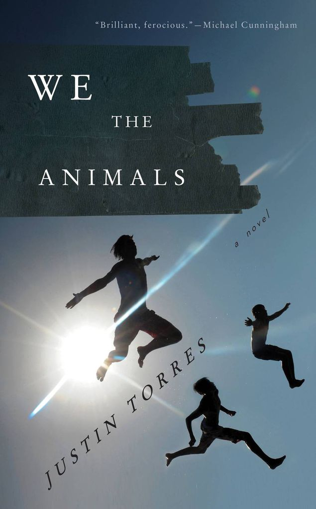 we the animals by justin torres cover
