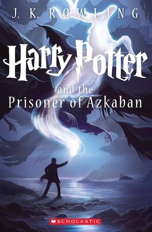 Harry Potter And The Prisoner of Azkaban New Book Cover | BookRiot.com