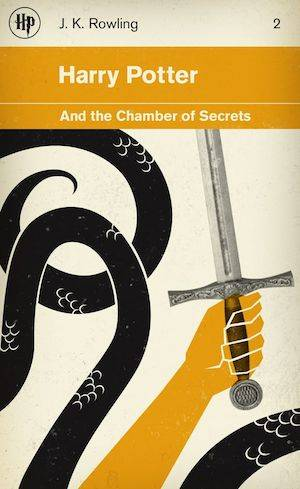 Harry Potter And The Chambers of Secrets | Different Book Covers