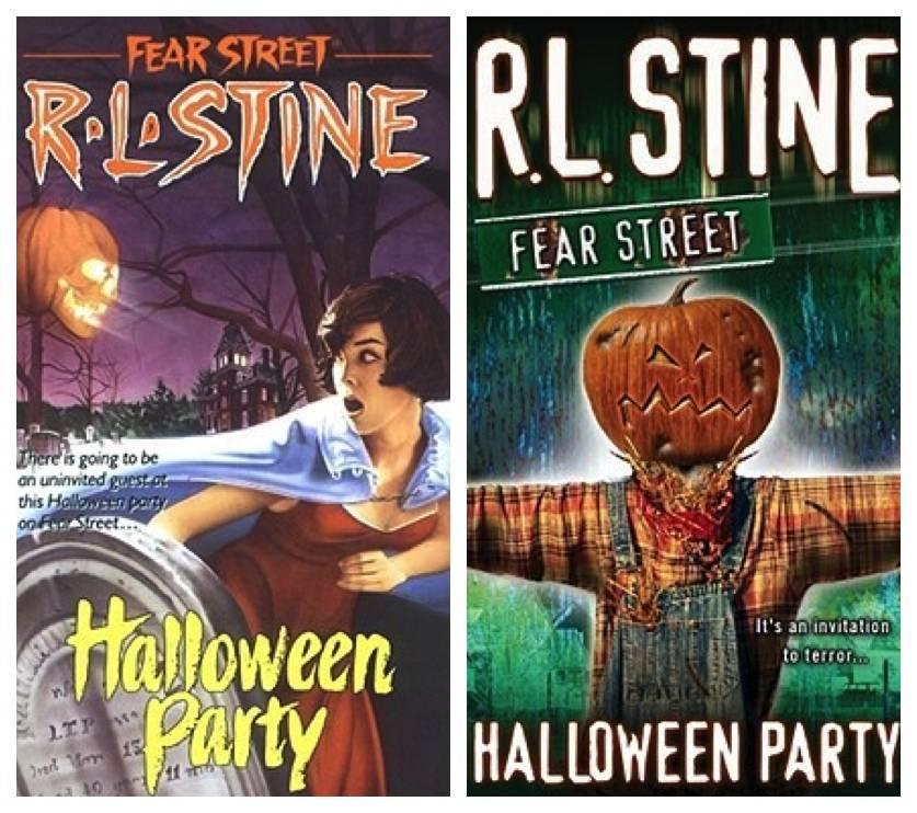 RL Stines Halloween Party
