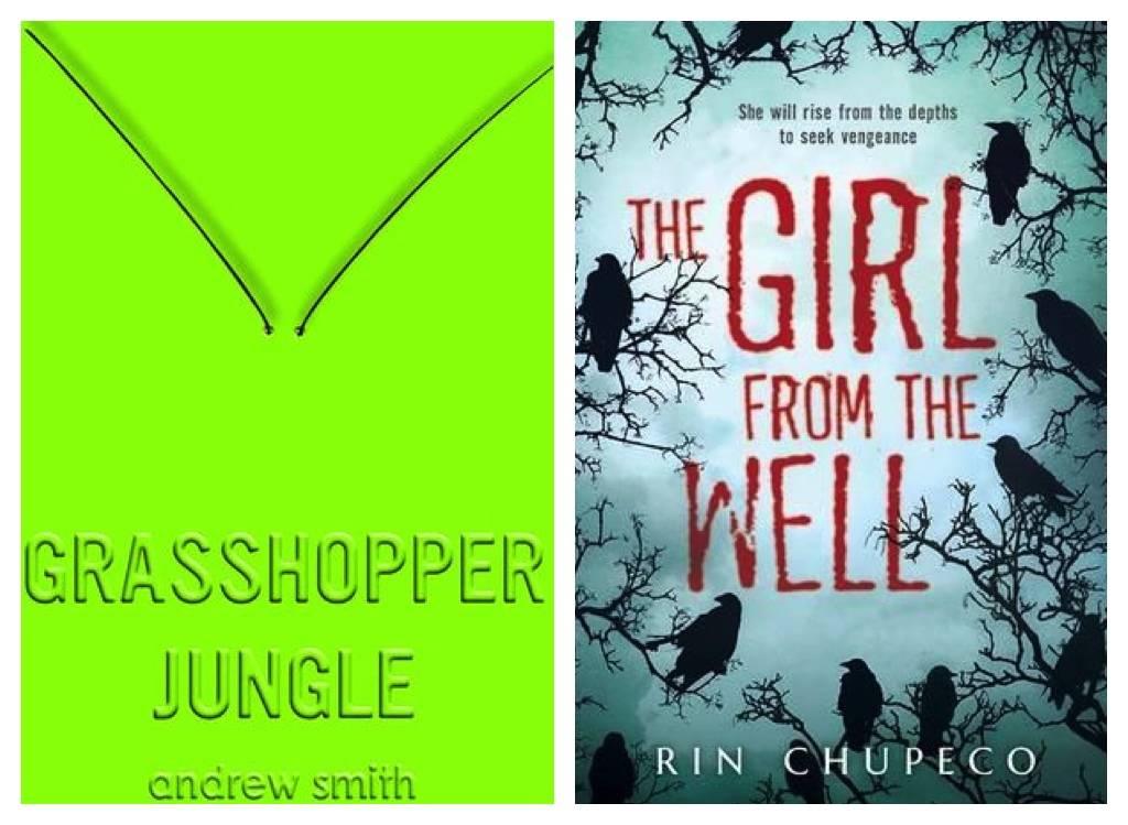 grasshopper girl from the well
