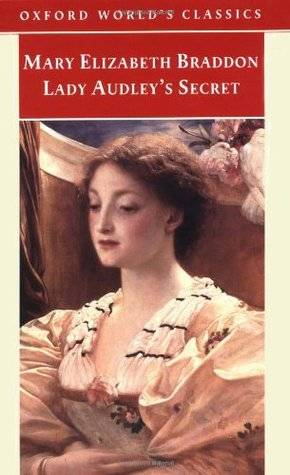 cover of Lady Audley's Secret by Mary Elizabeth Braddon