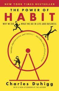 cover of the power of habit by charles duhugg