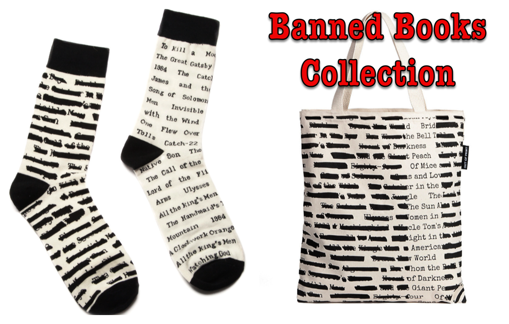 banned books footer