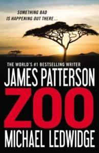 James Patterson zoo book cover