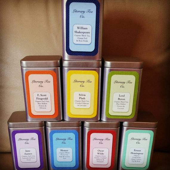 Literary Tea Co