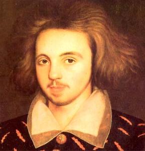 Christopher Marlowe portrait