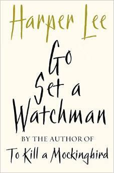 harper lee go set a watchman cover