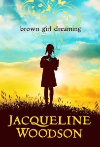 Five Books I Can't Finish: brown girl dreaming by Jacqueline Woodson