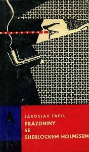 slovakian cover of sherlock holmes book