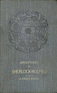 old Harpers Sherlock cover