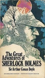 great adventures sherlock book cover