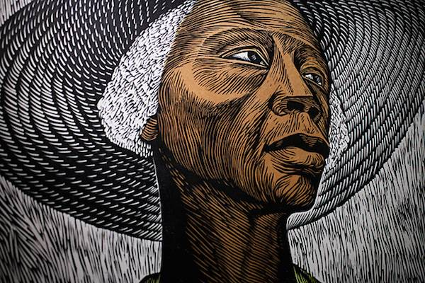 Sharecropper by Elizabeth Catlett