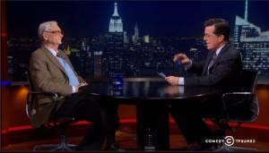 Colbert Interview Wilson