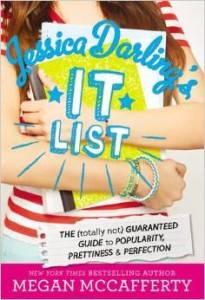 Jessica Darling's It List by Megan McCafferty
