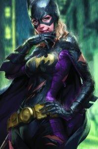 Stephanie Brown. Batgirl. DC Comics.