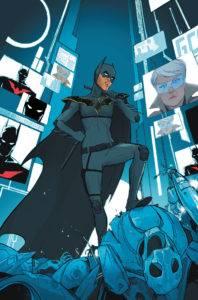 Batgirl Beyond. Nissa. DC Comics.