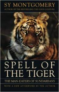 Sy Montgomery Tiger