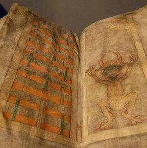 10 Things You Should Know About The Devil's Bible, or Codex Gigas