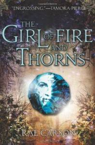 the girl of fire and thorns rae carson