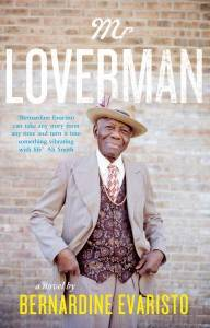 Mr Loverman Book Cover