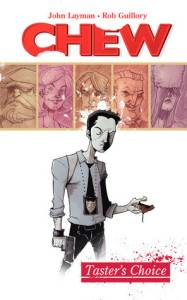 Chew by John Laymon and Rob Guillory