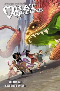 Rat Queens, Vol. 1- Sass & Sorcery