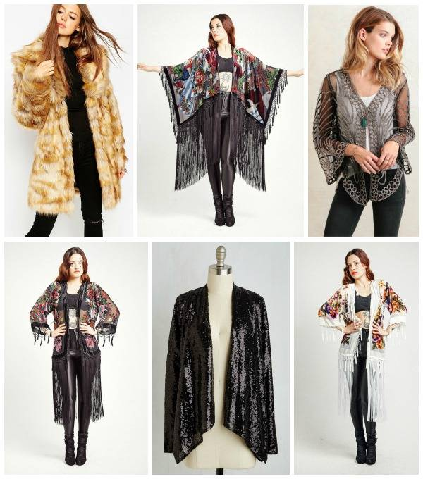 Amazing coats and wraps perfect for your Phryne Fisher Halloween costume
