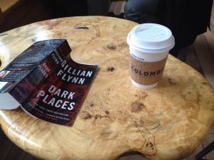 """Reading Gillian Flynn's """"Dark Places"""" in the days before Thanksgiving"""