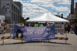 mid south book festival memphis tennessee