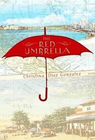 The Red Umbrella by Christina Diaz Gonzalez