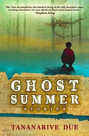 Book Cover of Ghost Summer by Tananarive Due