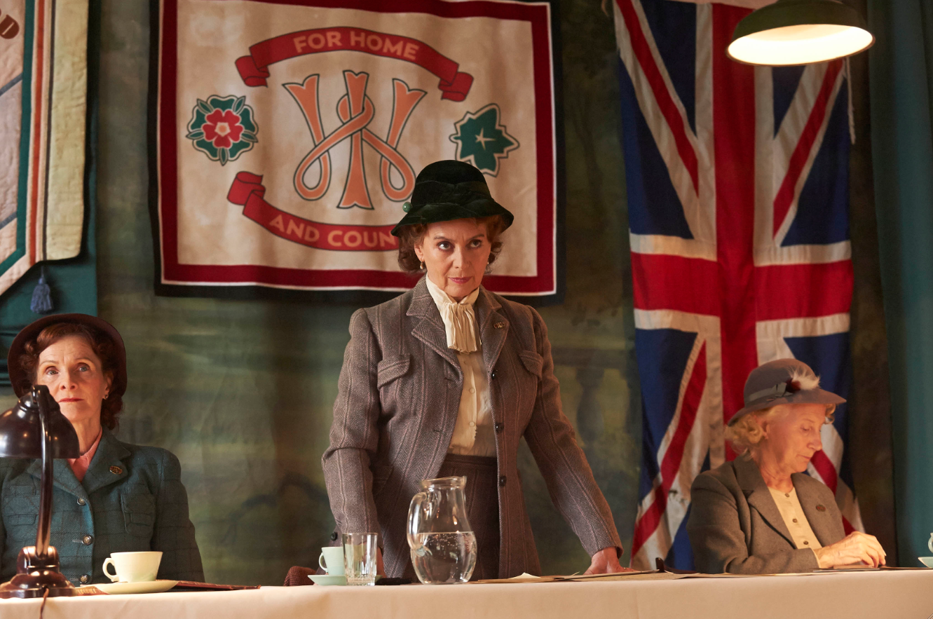 Home Fires | What to Read if You Want More British Drama