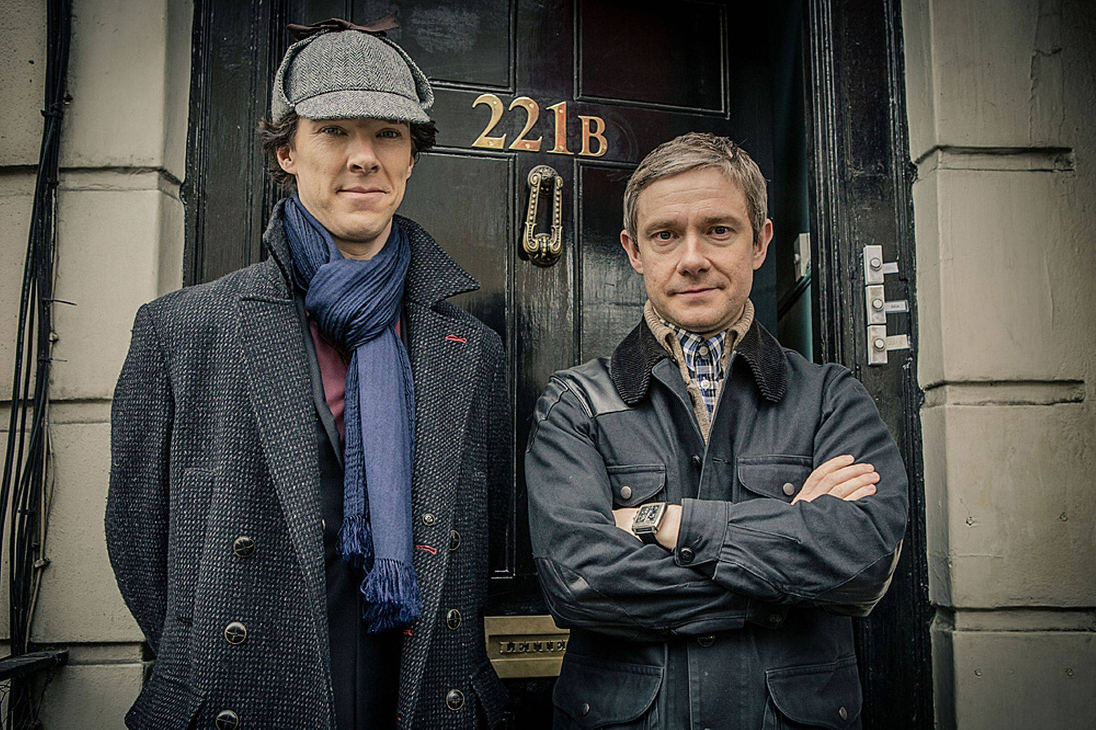 Sherlock | What to Read if You Want More British Drama