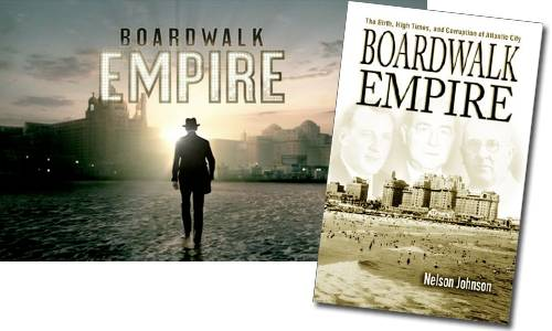 Boardwalk Empire Show and Adapted Book