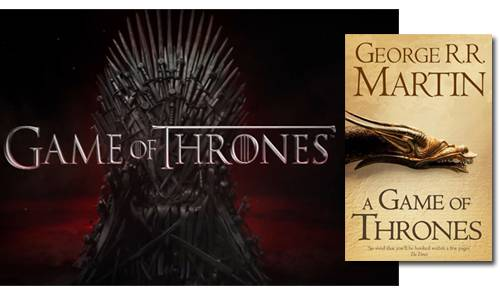 Game of Thrones Show and Adapted Book